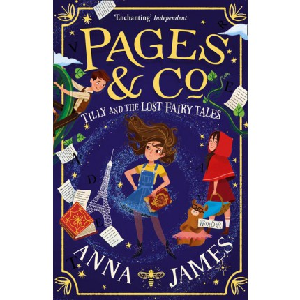 Pages & Co - Tilly and the Lost Fairytales