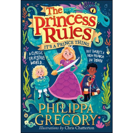 The Princess Rules - It's a Prince Thing
