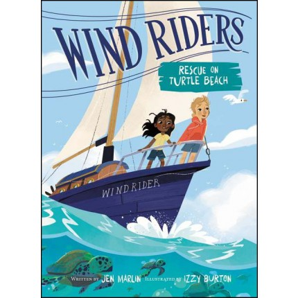 Wind Riders - Rescue on Turtle Beach