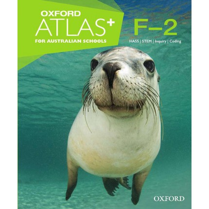 Oxford Atlas for Australian Schools Years F-2