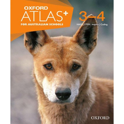 Oxford Atlas for Australian Schools Years 3-4