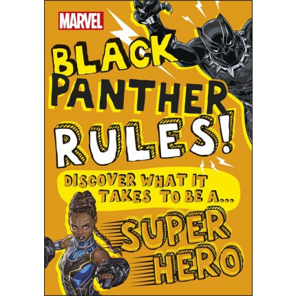 Marvel - Black Panther Rules!