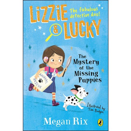 Lizzie and Lucky - The Mystery of the Missing Puppies