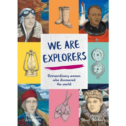 We Are Explorers