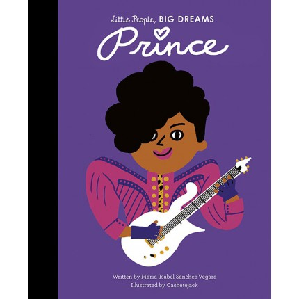 Little People, Big Dreams - Prince