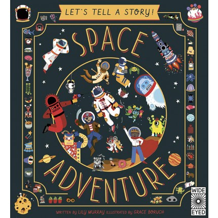 Space Adventure (Let's Tell a Story)