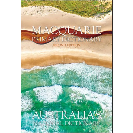 Macquarie Primary Dictionary & Primary Thesaurus