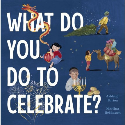 What Do You Do to Celebrate?