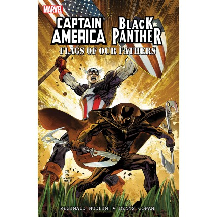 Flags of our Fathers - Captain America Black Panther