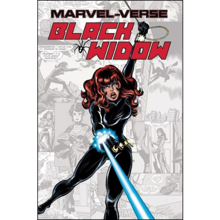 Marvel-Verse - Black Widow