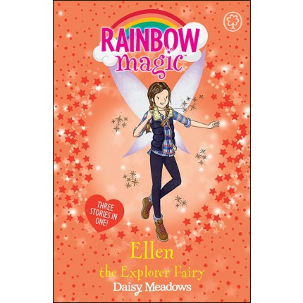Rainbow Magic - Ellen the Explorer Fairy
