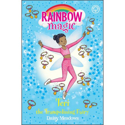 Rainbow Magic - Teri the Trampolining Fairy