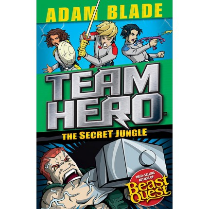 Team Hero - The Secret Jungle