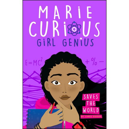 Marie Curious, Girl Genius - Saves the World