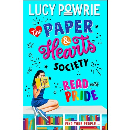 The Paper & Hearts Society - Read with Pride