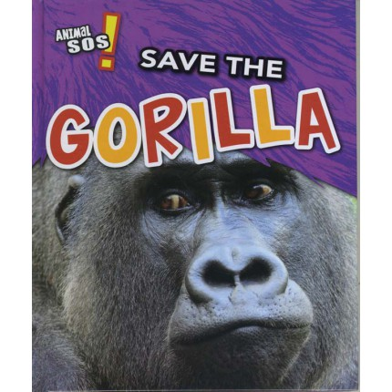 Animal SOS - Save the Gorilla