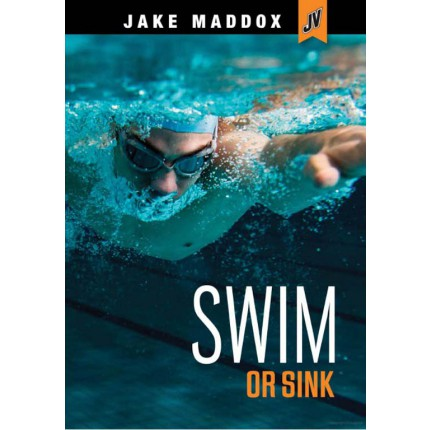 Jake Maddox JV Boys - Swim or Sink