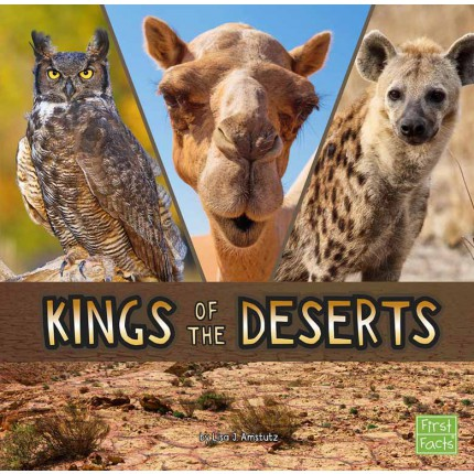 Animal Rulers - Kings of the Deserts