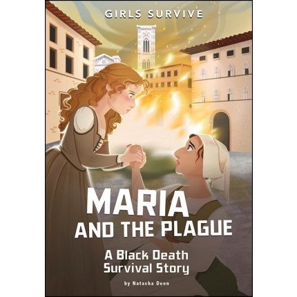 Girls Survive - Marla and the Plague