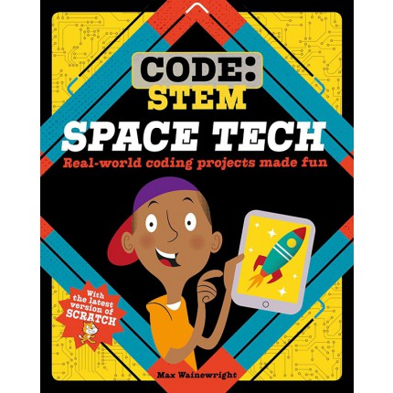 Code STEM - Space Tech