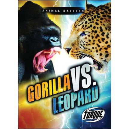 Animal Battles - Gorilla VS Leopard
