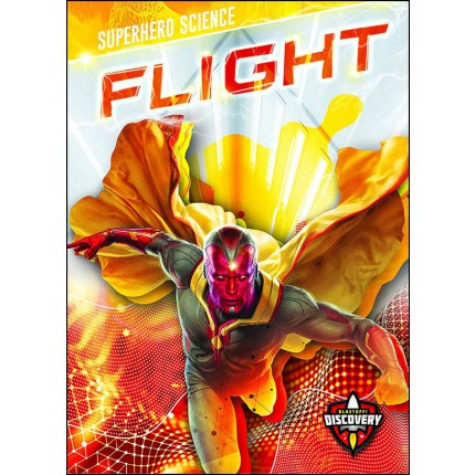 Superhero Science - Flight