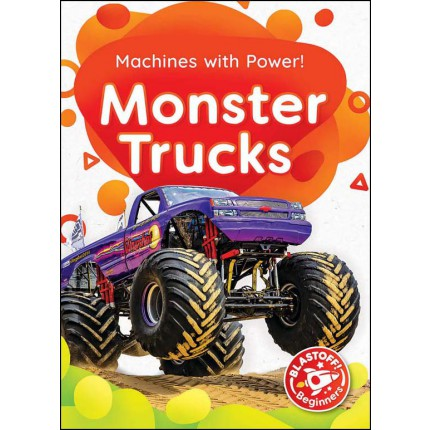 Machines with Power - Monster Trucks
