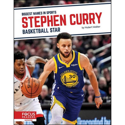 Biggest Names in Sports - Stephen Curry