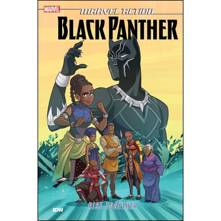 Black Panther - Rise Together