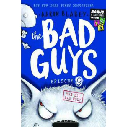 The Bad Guys - The Big Bad Wolf