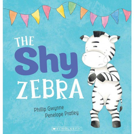 The Shy Zebra
