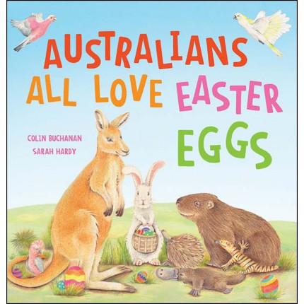 Australians All Love Easter Eggs