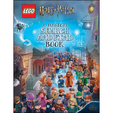 LEGO Harry Potter - A Magical Search and Find Book