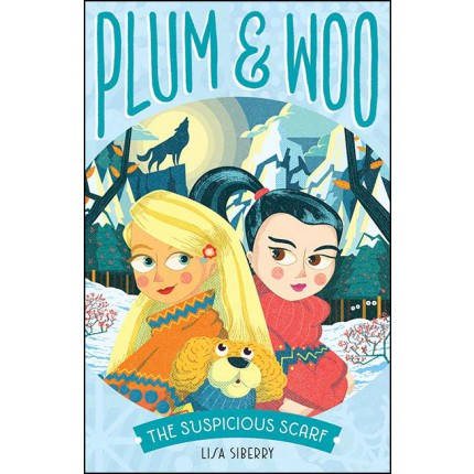 Plum and Woo - The Suspicious Scarf