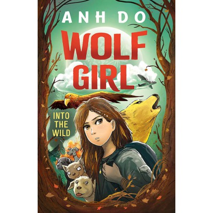 Into the Wild - Wolf Girl