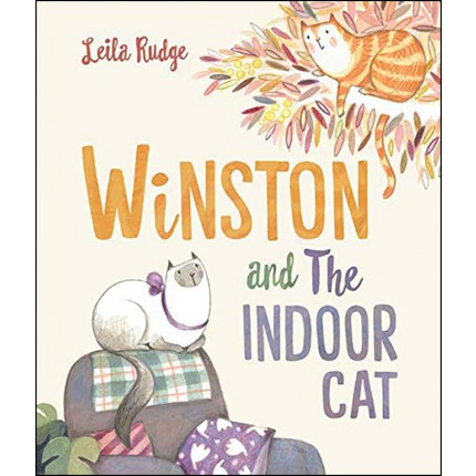 Winston and the Indoor Cat