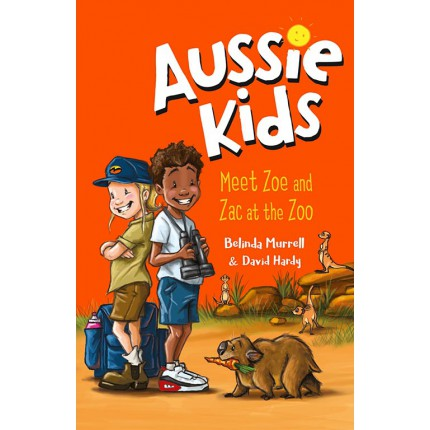 Aussie Kids - Meet Zoe and Zac at the Zoo