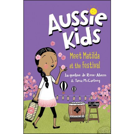Aussie Kids - Meet Matilda at the Festival