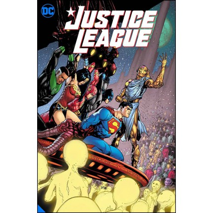 Justice League - Galaxy of Terrors