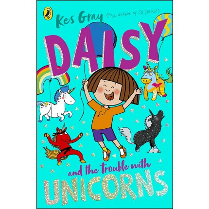 Daisy and the Trouble With Unicorns
