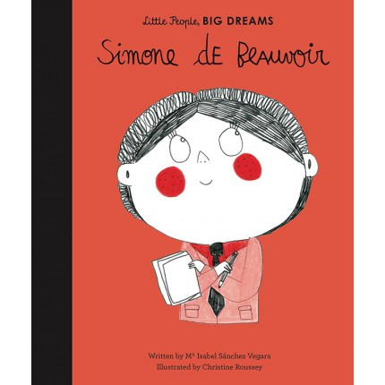 Little People, Big Dream - Simone de Beauvoir
