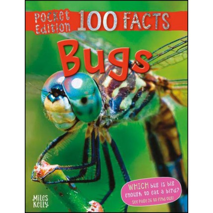 100 Facts Bugs Pocket Edition