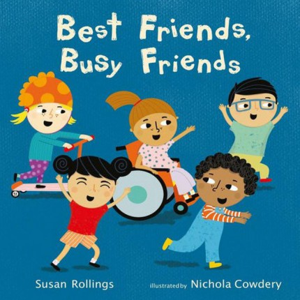 Best Friends, Busy Friends