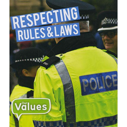 Our Values - Respecting Rules and Laws