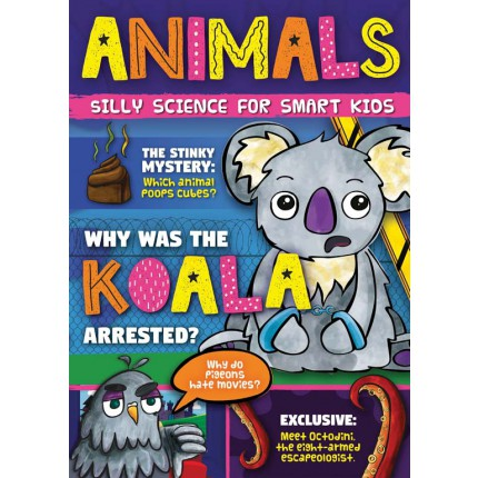 Silly Science for Smart Kids - Animals