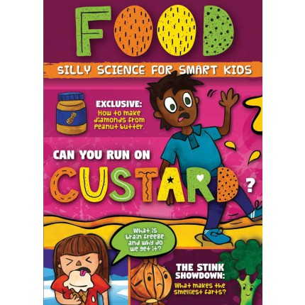 Silly Science for Smart Kids - Food