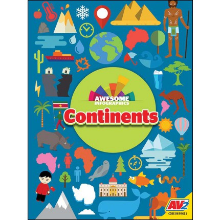 Awesome Infographics - Continents