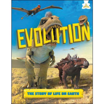 Evolution - The Story of Life on Earth