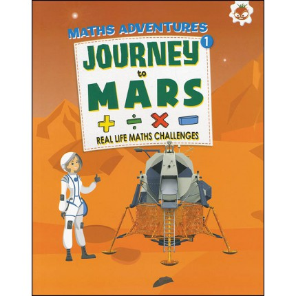 Maths Adventures 1 - Journey to Mars