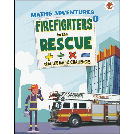 Maths Adventures 1 - Firefighters to the Rescue